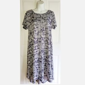 LULAROE CARLEY DRESS